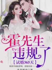 试婚365天:霍先生,违规了!慕浅霍靳西